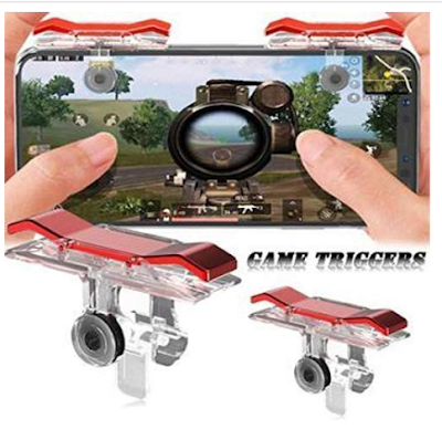 Triggers for pubg mobile - BOKA Tula Shape Game Controller Pad