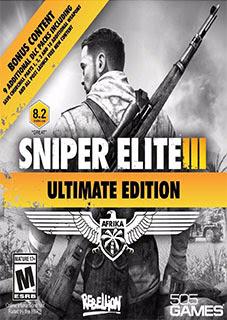 Sniper Elite 3 Ultimate Edition Torrent (PC)