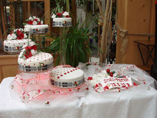 Sweetest Intentions Hochzeitstorten