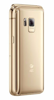 smartphone nắp gập Samsung