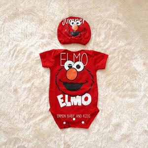 Jumper Bayi Elmo