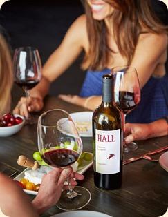 Photo courtesy of HALL Wines