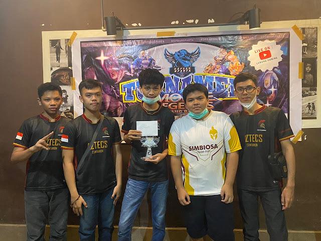 Centurion E-Sport Raih Juara II di Turnamen MLLBB, Ini Harapan Ketua ESI Kepulauan Selayar