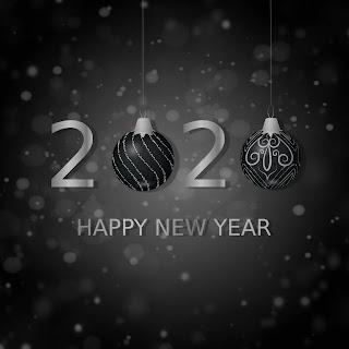 Download Gambar Ucapan Tahun Baru 2020