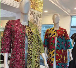 See the ankara style a tailor claims will cost N85,000 to make