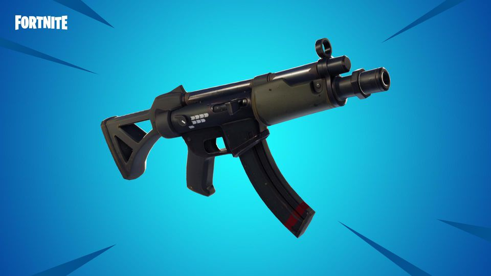 Fortnite Is Adding A Compact SMG Soon