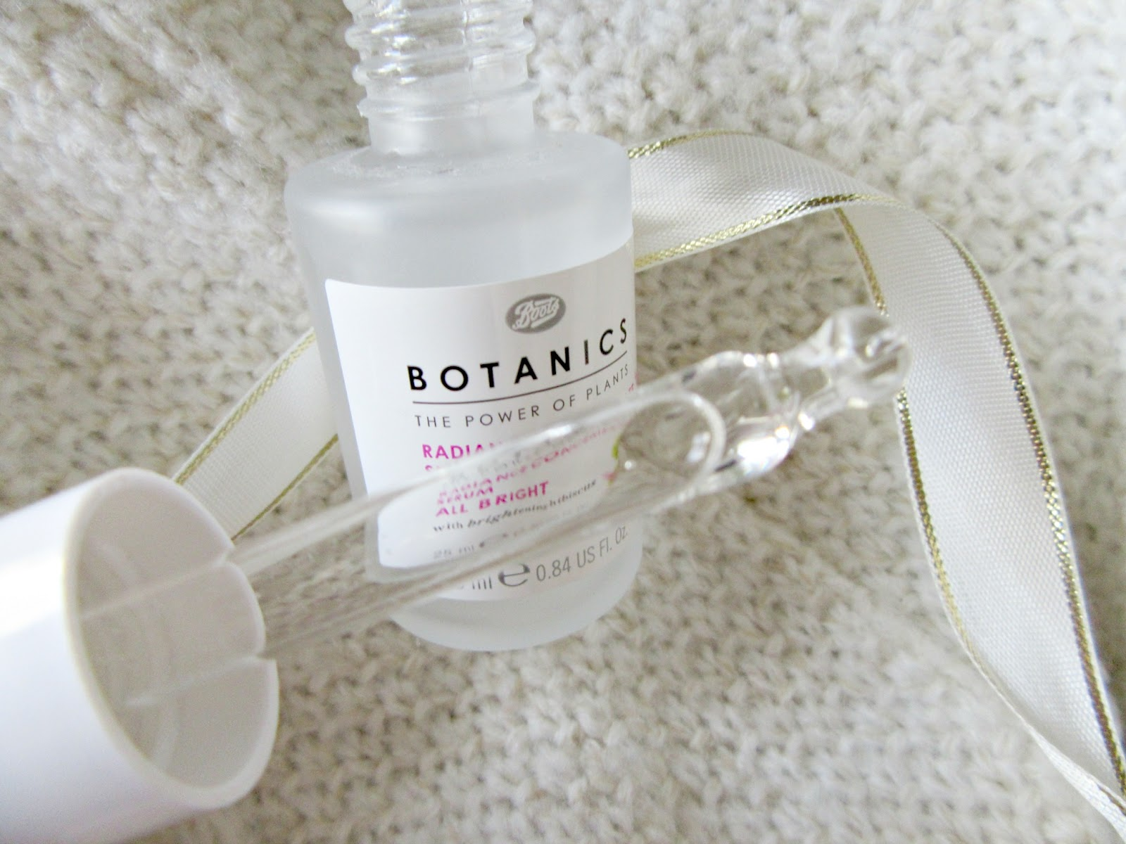 Botanics Radiance All Bright Concentrate Serum