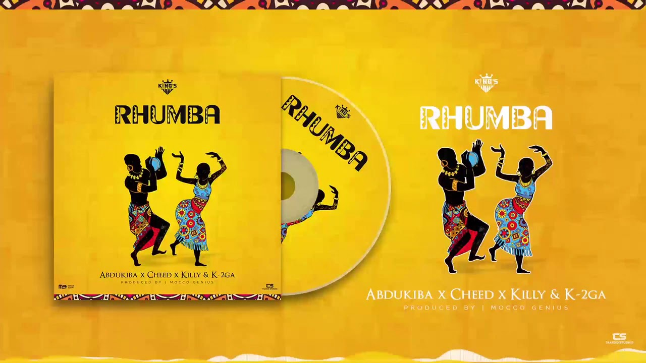 Abdukiba, Cheed, Killy & K-2ga - Rhumba | DOWNLOAD AUDIO mp3