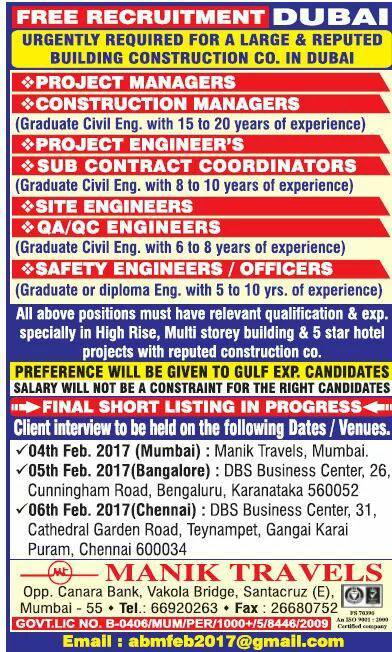 Dubai Recruitment