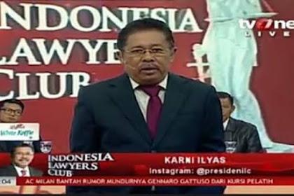 ILC Kembali Tayang, Fahri Hamzah Ucap Syukur, Rocky Gerung: Ngibul Lagi