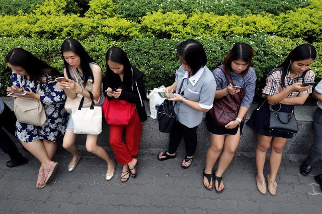 Thailand to give free mobile data for those homebound by coronavirus
