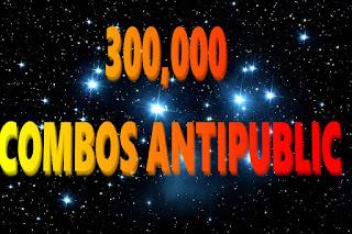 300,000 COMBOS ANTIPUBLIC