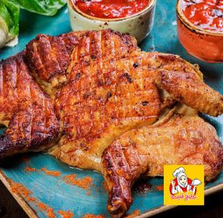طريقة عمل دجاج تكا فى المنزل وسر التتبيلته