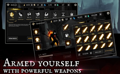 Mod Shadow of Death Apk Terbaru