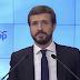 Pablo Casado defiende la moderación y el centro político sobre los que pivota la alternativa del PP