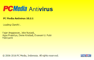 PC Media Antivirus 10.2.1 Update Build 1 + ClamAV