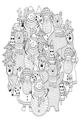 mandalas-infantiles-niños-colorear