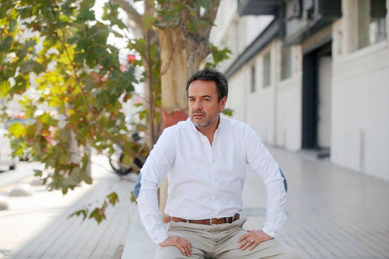 Claudio Arredondo cuestiona su personaje en Aquelarre