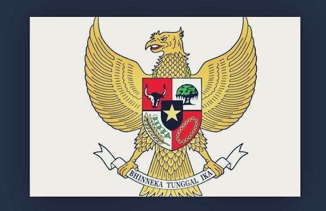 logo vector garuda pancasila