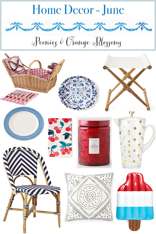 June Home Decor Favorites