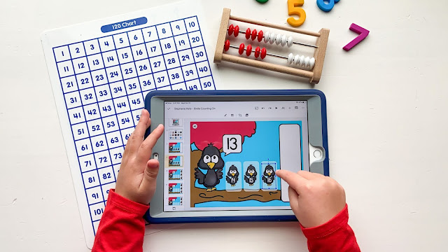 Math Technology Activities