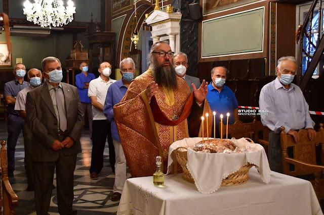 Τον προστάτη τους Άγιο Νικήτα τίμησαν οι Έφεδροι Αξιωματικοί της Αργολίδας