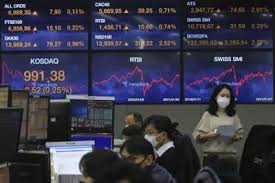 Asian stocks swing as coronavirus and unrest offset vaccine, stimulus