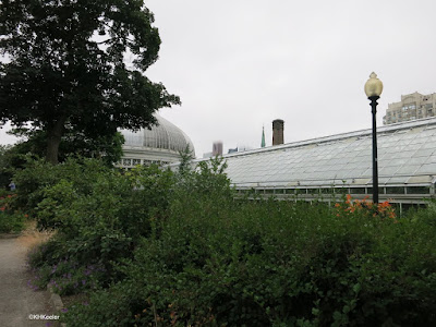 Conservatory, Allan's Park, Toronto