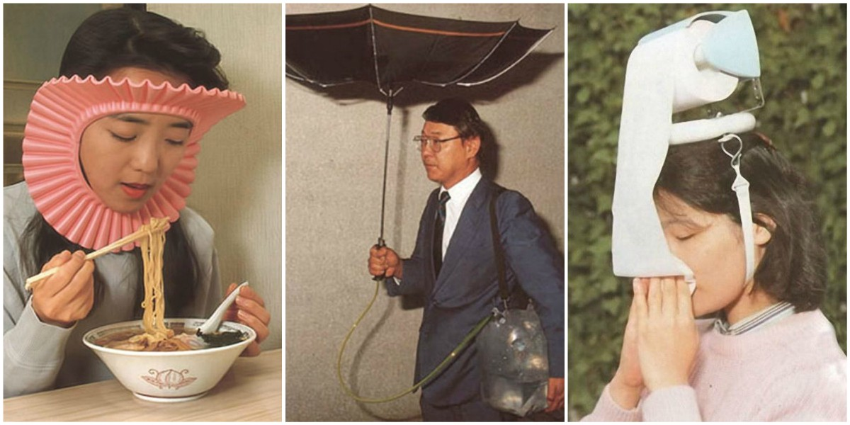 20 Weird Japanese Inventions That We Definitely Need