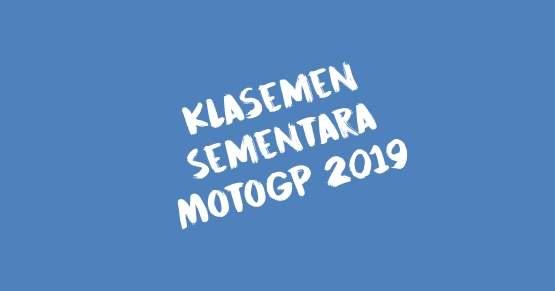 Klasemen Sementara MotoGP 2019 Pasca Brno