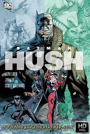 Batman Hush [1080p] [Latino-Ingles] [MEGA]