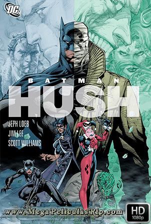 Batman Hush 1080p Latino