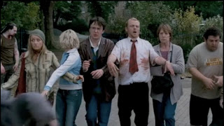 Timothy Verstynen Bradley Voytek - Zombie Research Society - zombie brain mirror neurons - Shaun of the Dead