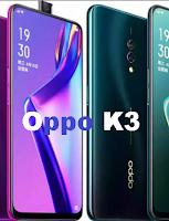 Oppo K3 smartphone for PUBG Mobile