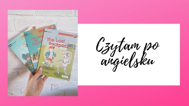 Czytam po angielsku - książeczki dla dzieci od Wydawnictwa Edgard