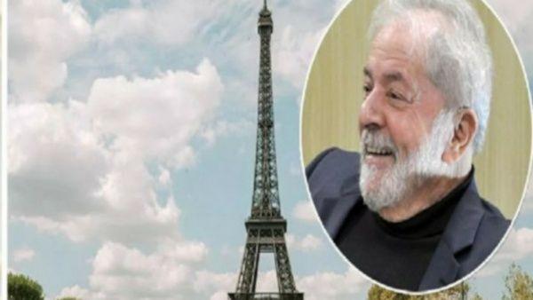 Lula da Silva recibe título de Ciudadano Honorario de París