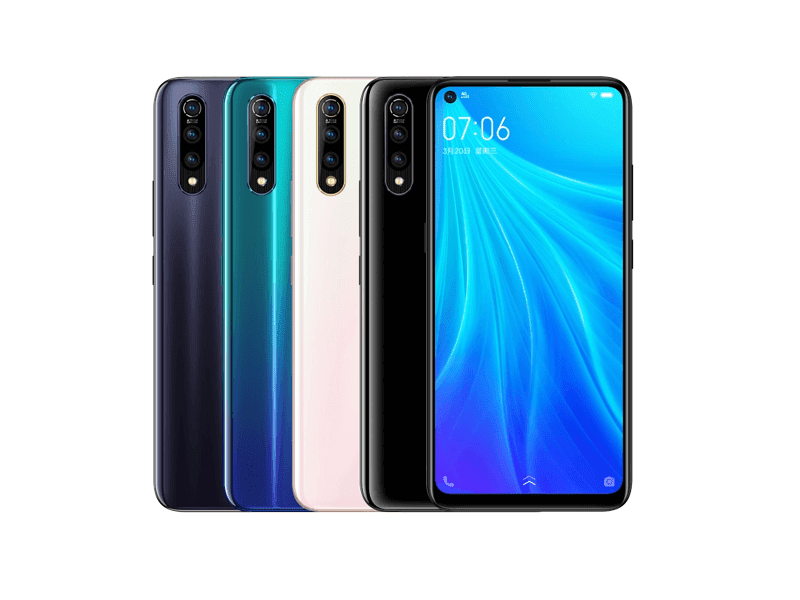 Vivo upgrades Z5x with Snapdragon 712 in China!