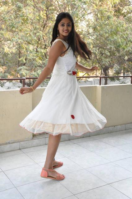 Megha Sri Stills At O My God Movie Press Meet