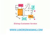 Lowongan Kerja Olshop Customer Service Lulusan SMA SMK di Semarang
