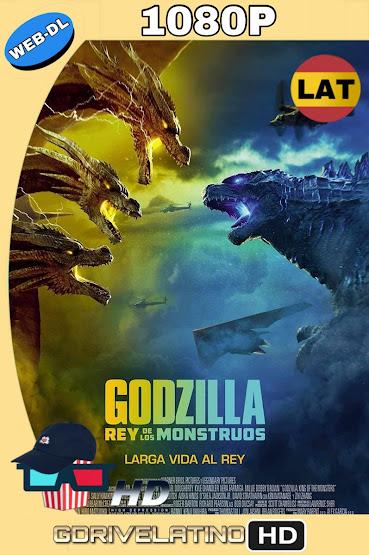 Godzilla II: El Rey de los Monstruos (2019) AMZN WEB-DL 1080p Latino-Ingles MKV