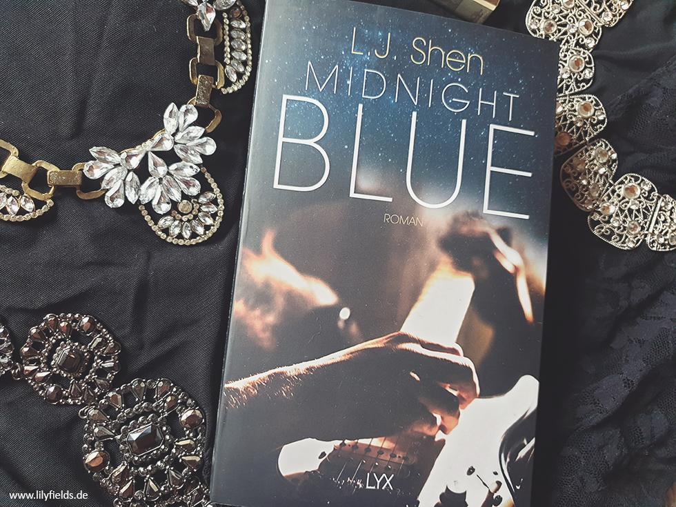 Buchvorstellung - Midnight Blue von L. J. Shen