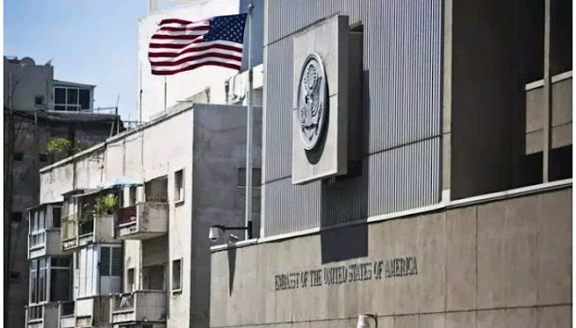 Bitter Experience Of 26-Yr-Old Student, Benjamin  At American Embassy
