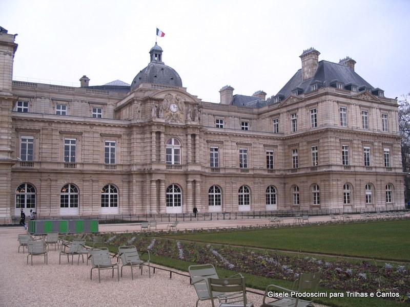 Jardim de Luxembourg Paris