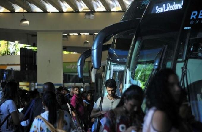 Bahia tem mais 25 cidades com transporte intermunicipal suspenso