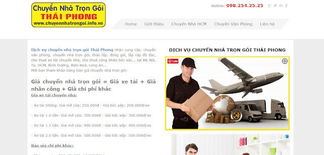 website chuyennhatrongoi.info.vn