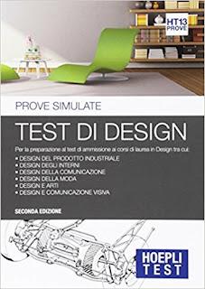 Hoepli Test. Test Di Design. Prove Simulate PDF