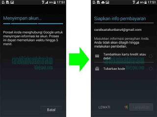 Bagaimana Cara Membuat Akun Google Play Store
