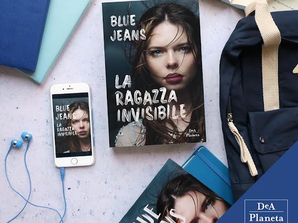 Segnalazione La Ragazza Invisibile di Blue Jeans