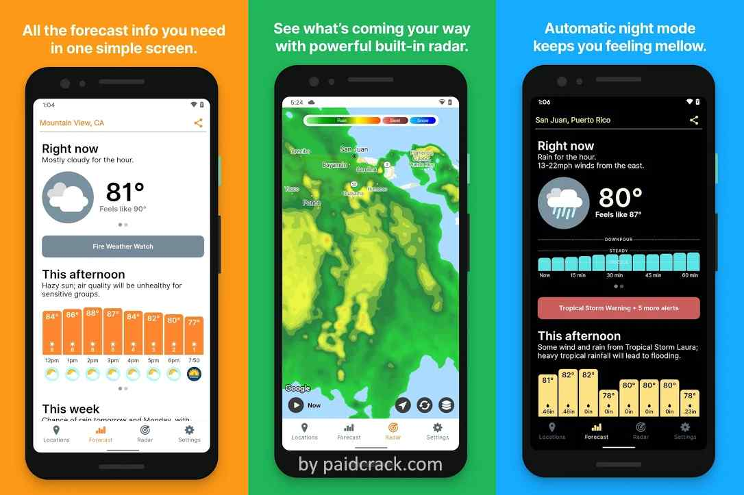 Hello Weather Premium Mod Apk 3.7.4