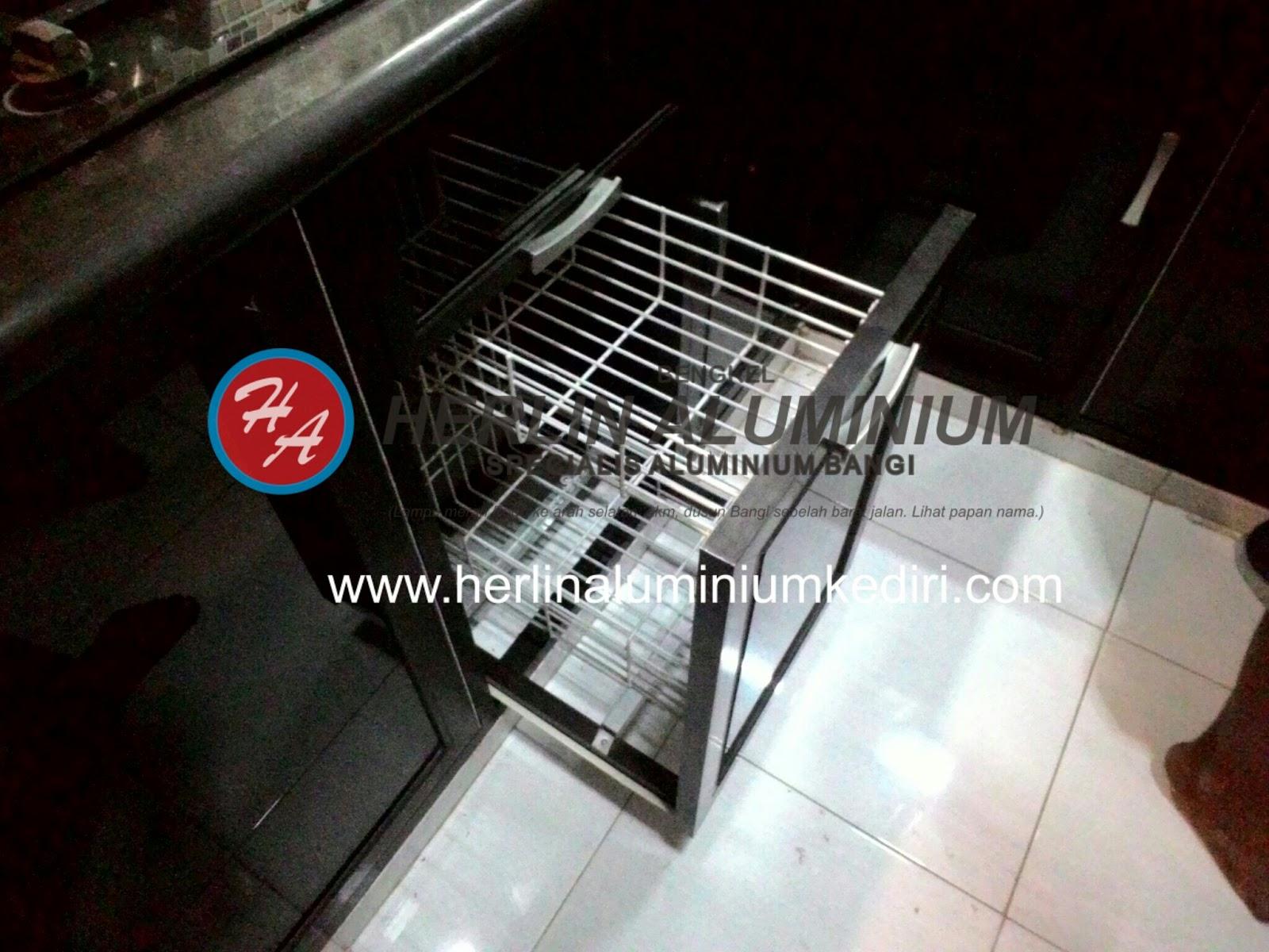 Jual Kitchen Set Aluminium Kediri Nganjuk Blitar Tulungagung Jombang